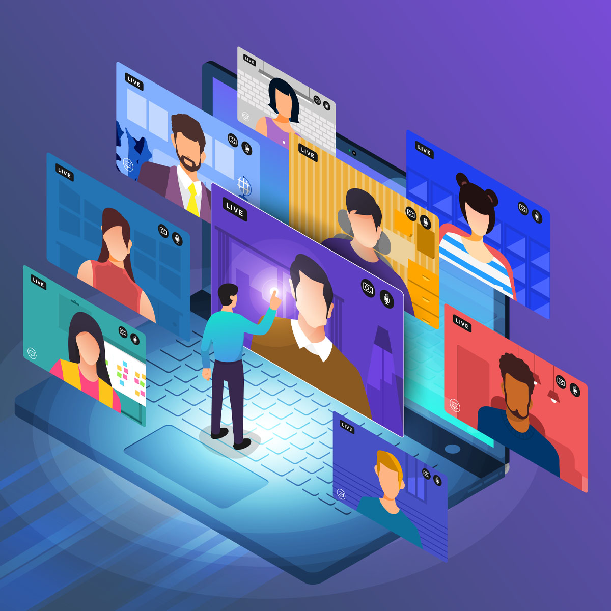 Chat online no seu website, faz diferença?