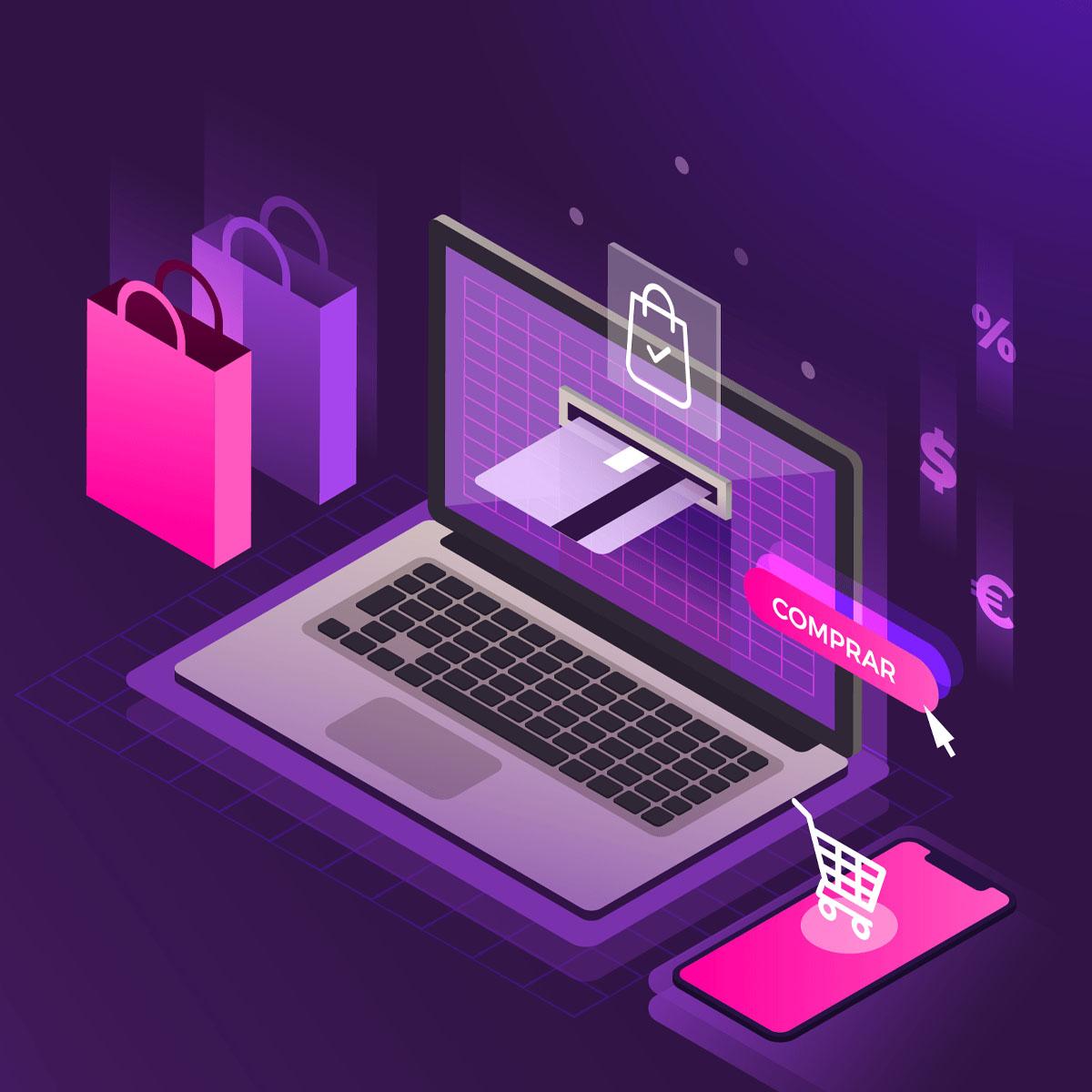 E-commerce cresce em meio à Pandemia
